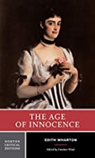 The Age of Innocence (Norton Critical…