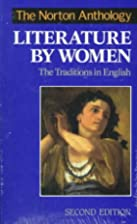The Norton Anthology of Literature by Women:…