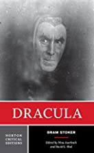 Dracula (Norton Critical Editions) by Bram…