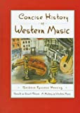 Grout, Donald J.: Concise History of Western Music