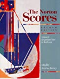 Forney, Kristine: The Norton Scores: A Study Anthology  Gregorian Chant to Beethoven