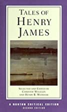 Tales of Henry James by Henry James