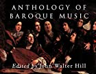 Anthology of Baroque Music: Music in Western…