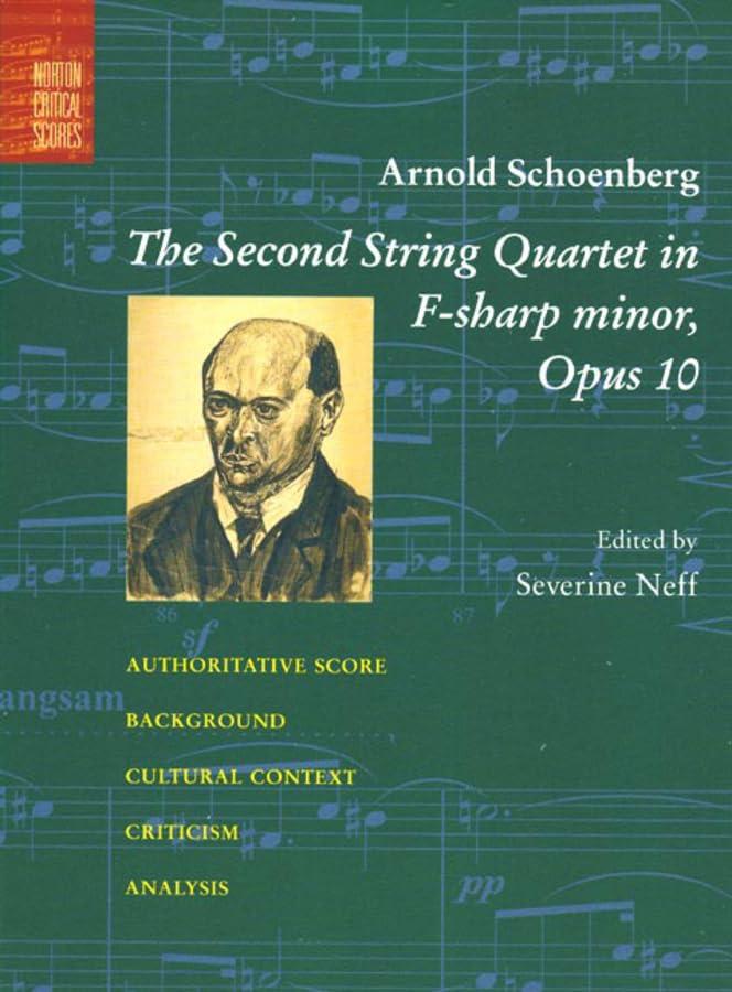 the-second-string-quartet-in-f-sharp-minor-opus-10-norton-critical-scores