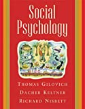 Nisbett, Richard E.: Social Psychology