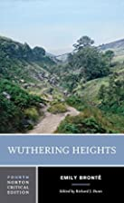 Wuthering Heights [Norton Critical Edition]…