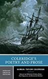 Coleridge, Samuel Taylor: Coleridge&#39;s Poetry and Prose: Authoritative Texts, Criticism