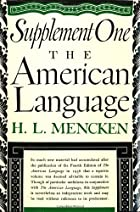 The American Language Supplement 1 :The…