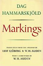 Markings by Dag Hammarskjöld