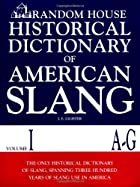 Random House Historical Dictionary of…