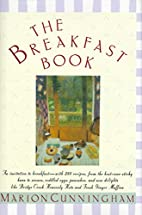 The Breakfast Book by Marion Cunningham
