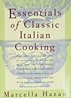The Essentials of Classic Italian Cooking by…