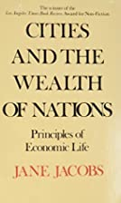 Cities and the Wealth of Nations: Principles…