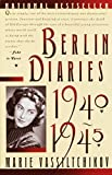 Vassiltchikov, Marie: Berlin Diaries, 1940-1945