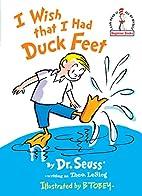 I Wish That I Had Duck Feet (Beginner…