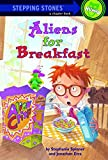 Spinner, Stephanie: Aliens for Breakfast (A Stepping Stone Book(TM))
