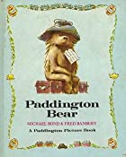 Paddington Bear (Paddington Picture Book) by…