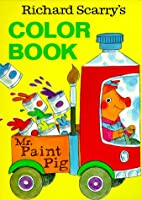 Richard Scarry's Color Book by Richard…