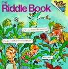The Riddle Book (Pictureback(R)) by Roy…