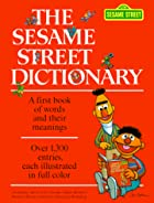 The Sesame Street Dictionary by Linda…