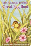 Katharine Ross: The Fuzzytail Friends' Great Egg Hunt (Peek-A-Board Books)