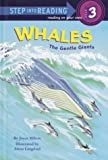 Milton, Joyce: Whales: Gentle Giants (Step into Reading)