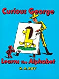 Rey, Hans Augusto: Curious George Learns the Alphabet