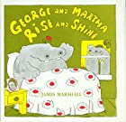 George and Martha Rise and Shine by James…