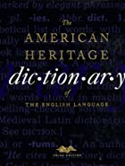The American Heritage Dictionary of the…