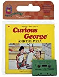 Rey, H. A.: Curious George and the Pizza Book & Cassette