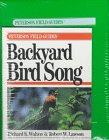 Walton, Richard K.: Peterson Field Guide(R) to Backyard Bird Song (Peterson Field Guide Series)