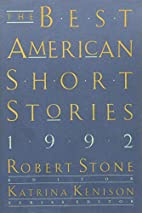The Best American Short Stories 1992 by…