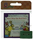 Peek, Merle: Mary Wore Her Red Dress and Henry Wore His Green Sneakers Book & Cassette