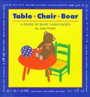 Table, Chair, Bear: A Book in Many Languages…