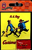 Rey, H. A.: Curious George Book & Cassette (Carry Along Book & Cassette Favorites)