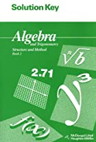 Algebra and Trigonometry Book 2 Solution…