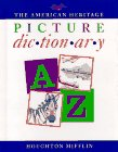 American Heritage Dictionaries: The American Heritage Picture Dictionary/Ages 4-6 Grades K-1