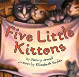 Jewell, Nancy: Five Little Kittens