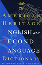 The American Heritage English As a Second…