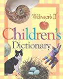 [???]: Webster&#39;s II Children&#39;s Dictionary