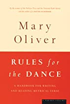 Rules for the Dance: A Handbook for Writing…