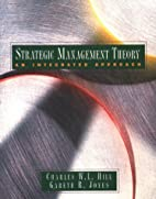 Strategic Management Theory: An Integrated…