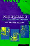 Beller, Thomas: Personals: Dreams and Nightmares from the Lives of 20 Young Writers