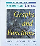 Larson, Ron: Essentials of Intermediate Algebra: Graphs and Functions