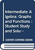 Larson, Ron: Intermediate Algebra: Graphs and Functions : Student Study and Solutions Guide