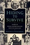 Rosenberg, Maxine B.: Hiding to Survive