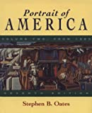 Oates, Stephen B.: Portrait of America Vol. 2 from 1865 7th ed.