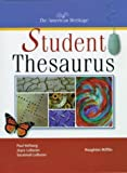 Hellweg, Paul: The American Heritage Student Thesaurus