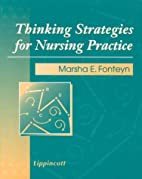 Thinking Strategies for Nursing Practice by…