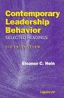 Contemporary Leadership Behavior: Selected…